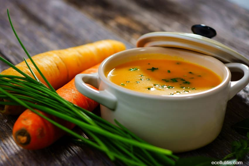 Carrot Soup - The Very Powerful Vegetable Soups for Weight Loss You Should Try Right Now