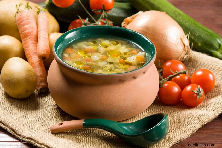 Mixed Vegetable Soup - The Very Powerful Vegetable Soups for Weight Loss You Should Try Right Now