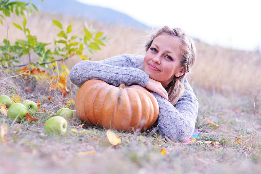 pumpkins for heart health - fiber protects from heart disease