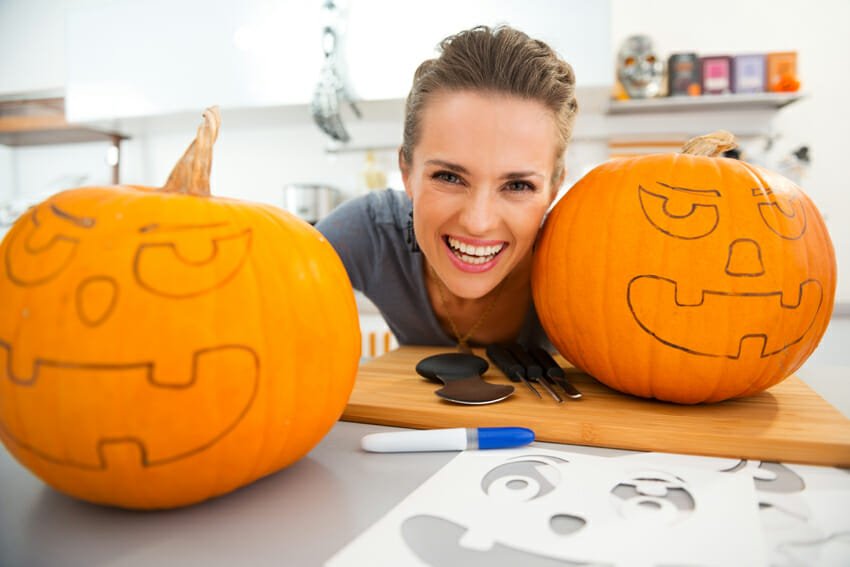 Pumpkins for healthy weight – fiber supports healthy weight