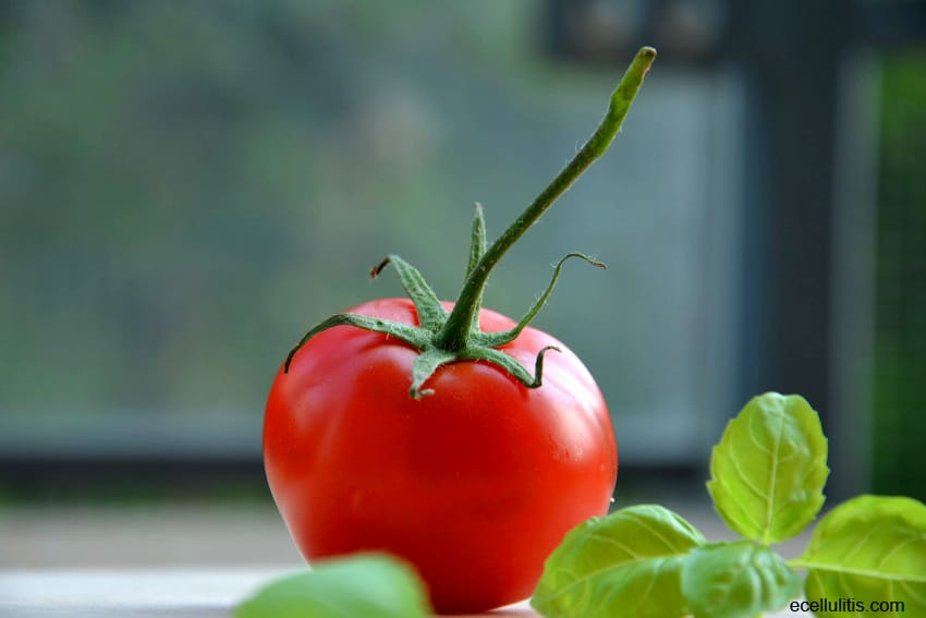tomatoes as food for the brain