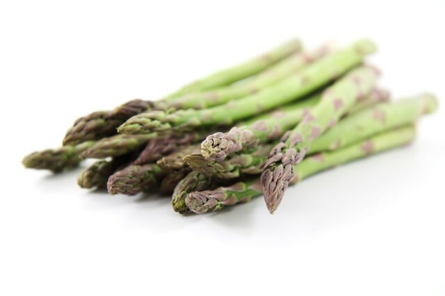 asparagus for flat belly