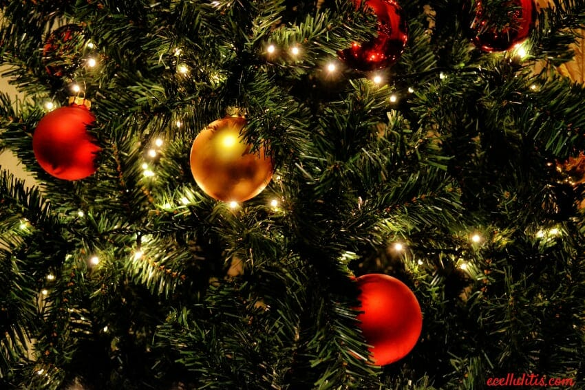 about first christmas tree