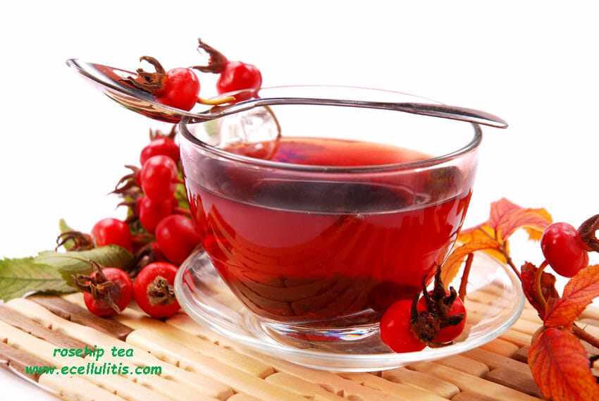 rosehip tea health benefits