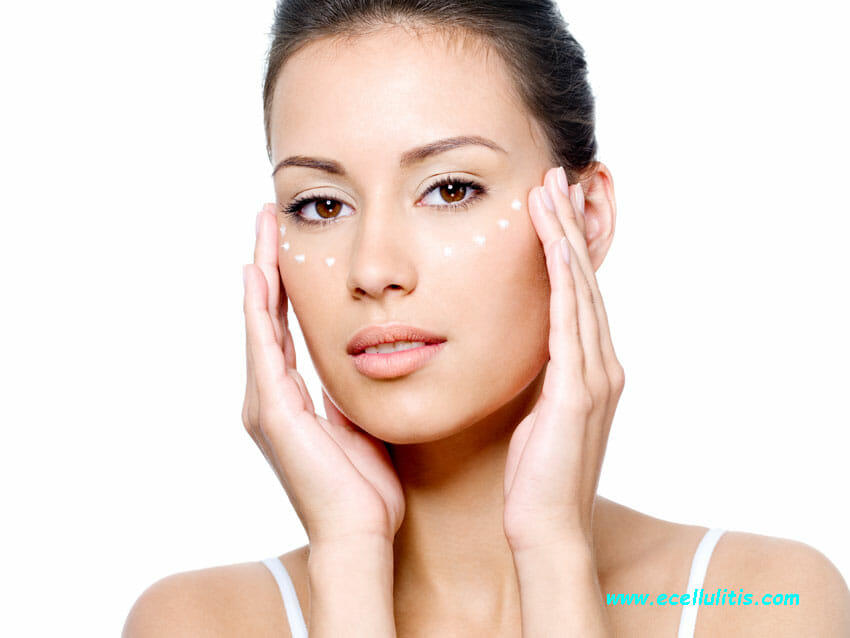 Handling dry skin around eyes - eCellulitis.com