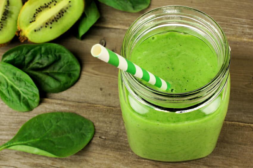 kiwi salad smoothie