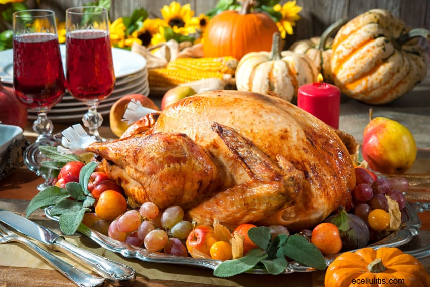 thanksgiving nutrition rules - how to stay on track during thanksgiving