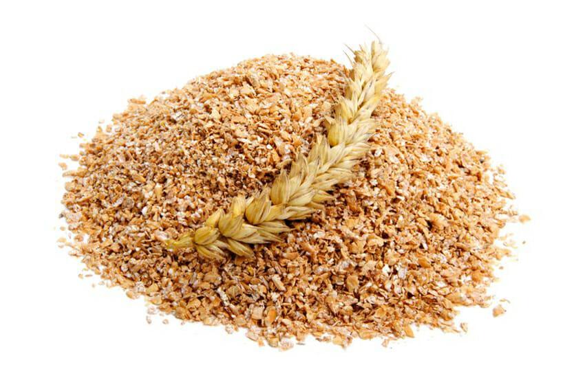 Wheat bran as prebiotic food