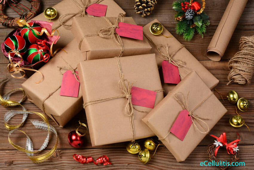 Eco friendly christmas gift wrapping ideas