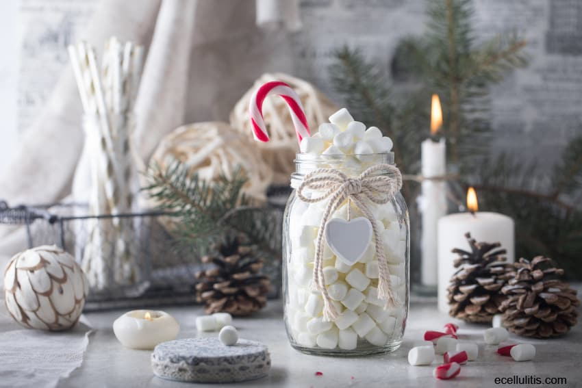 jars - eco-friendly gift wraps ideas