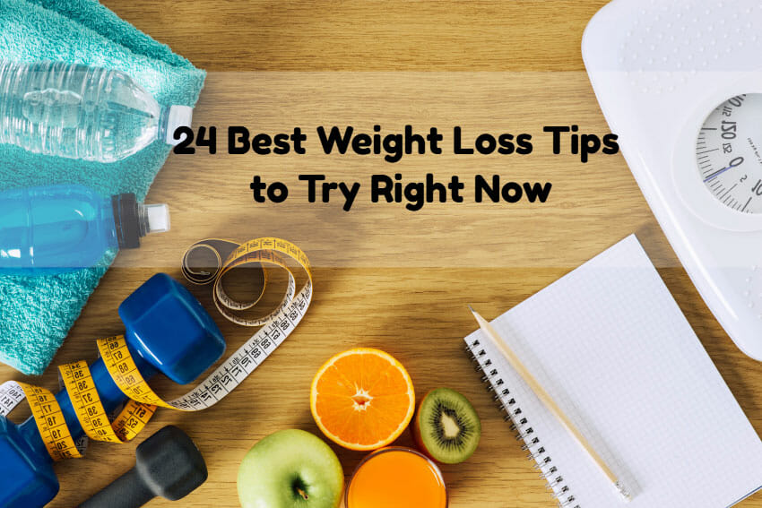 best weight loss tips that work