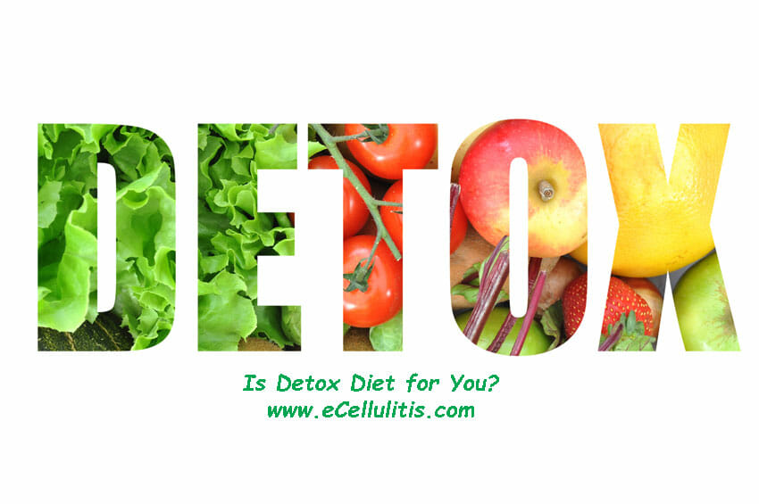 Is detox diet for you!