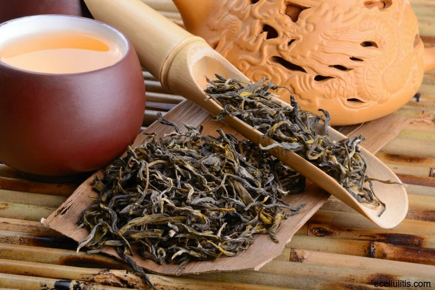 Oolong tea - 10 Healthiest Teas You Should Be Drinking
