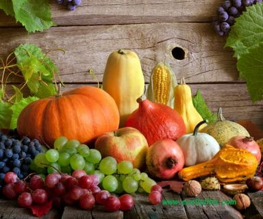 fall food health benefits guide