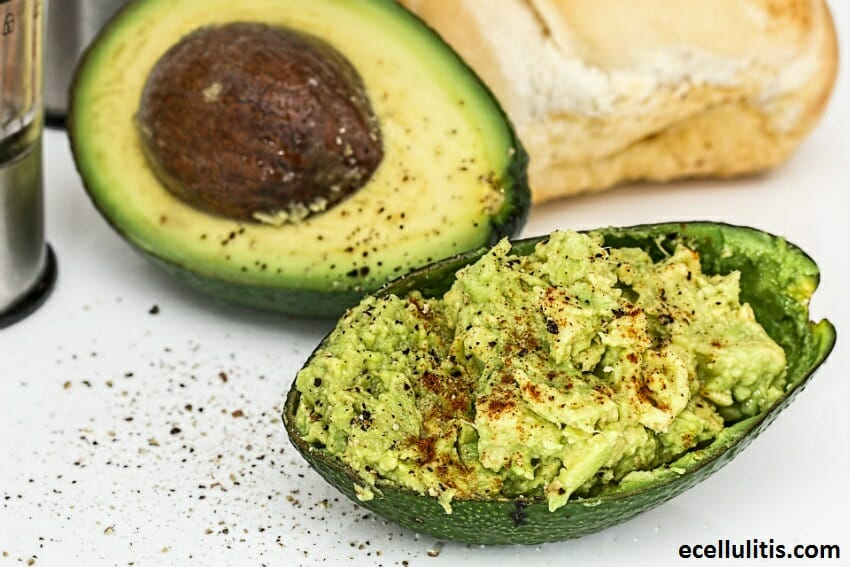 Types of Food - High Fat (Avocado)