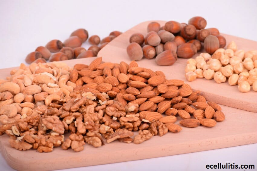 Types of Food - Nuts