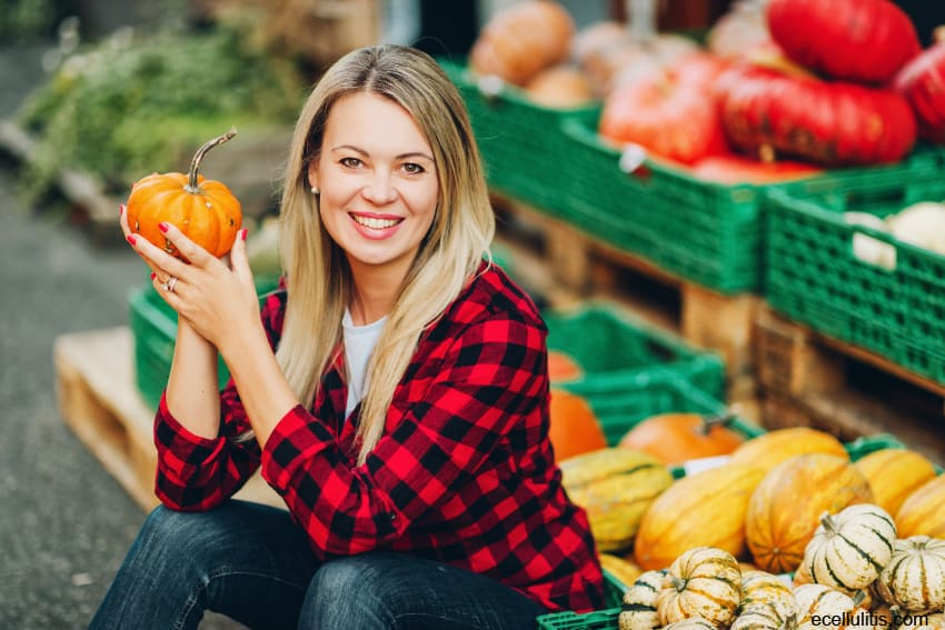 Healthy sleep – pumpkin and pumpkins seeds regulate sleep