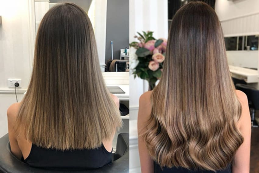 hair extensions instead highlights